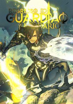 Capa da novel Regresso do Guardião Lendário