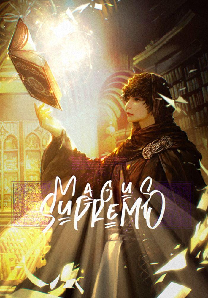 Capa de Magus Supremo