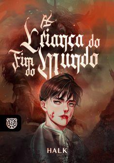 Capa da novel A Criança do Fim do Mundo