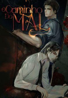 Capa da novel O Caminho do Mal