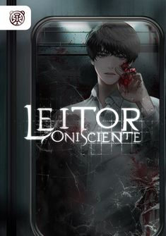 Capa da novel Leitor Onisciente