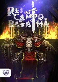 Capa da novel Rei do Campo de Batalha
