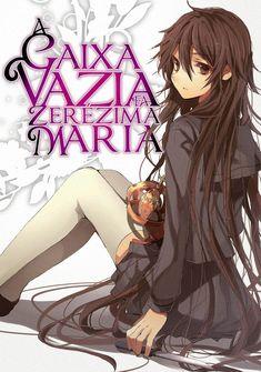 Capa da novel  A Caixa Vazia e a Zerézima Maria