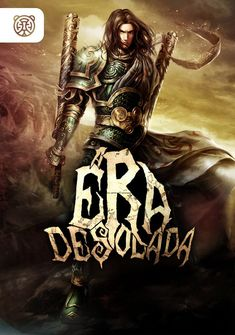Capa da novel A Era Desolada