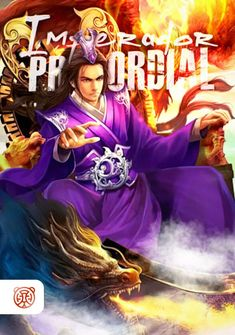 Capa da novel Imperador Primordial