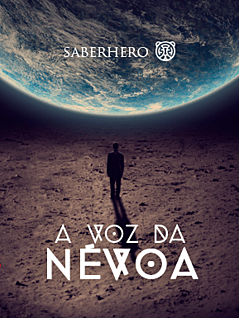 Capa da novel A voz da Névoa