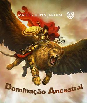 Capa da novel Dominação Ancestral