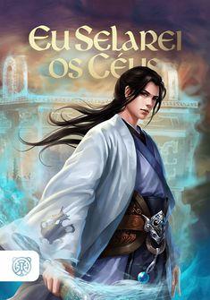 Capa da novel Eu Selarei os Céus