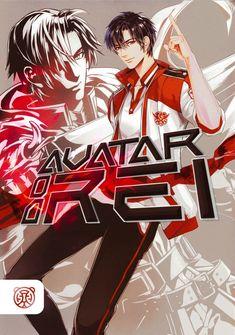 Capa da novel Avatar do Rei