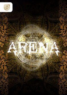 Capa da novel Arena