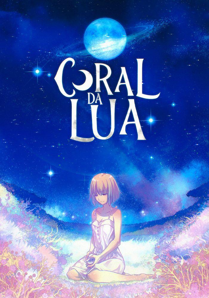 Capa de Coral da Lua