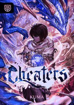 Capa da novel Cheaters