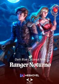 Capa da novel Ranger Noturno