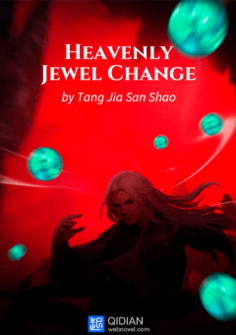 Capa da novel Heavenly Jewel Change