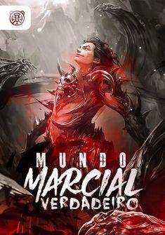 Capa da novel Mundo Marcial Verdadeiro