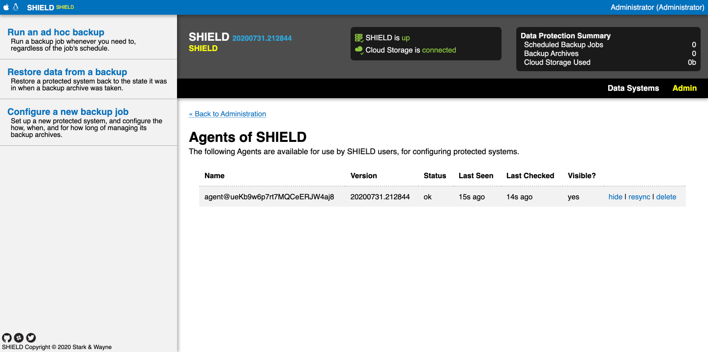 SHIELD Agent reporting for duty