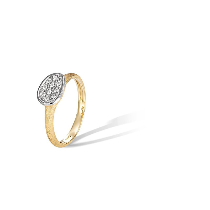 Marco Bicego Diamond Petite East West Ring