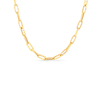 Roberto Coin Paperclip Necklace