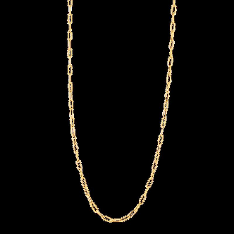 Roberto Coin Paperclip Necklace