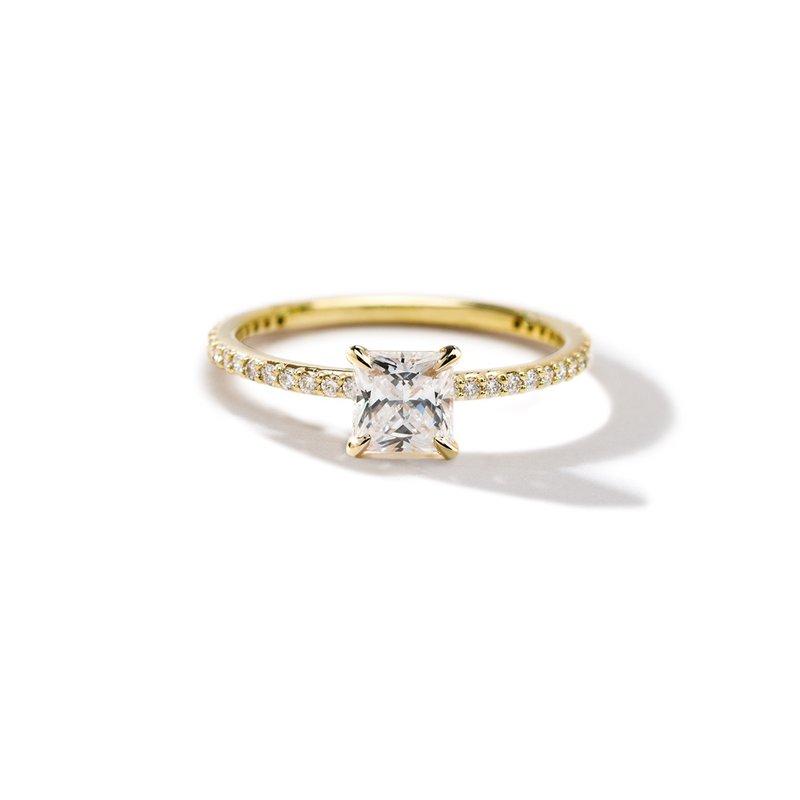 ILA Princess Pave Ring