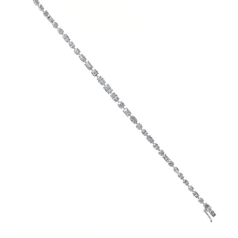 Arzano Diamond Tennis Bracelet