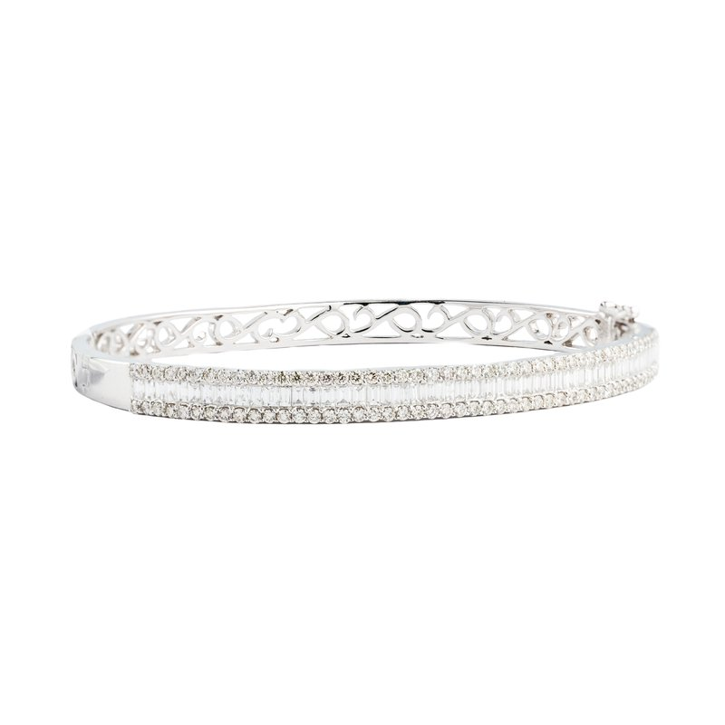 Savoia Diamond Bangle