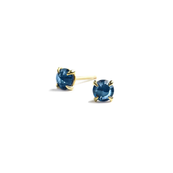 Clarence Sapphire Studs