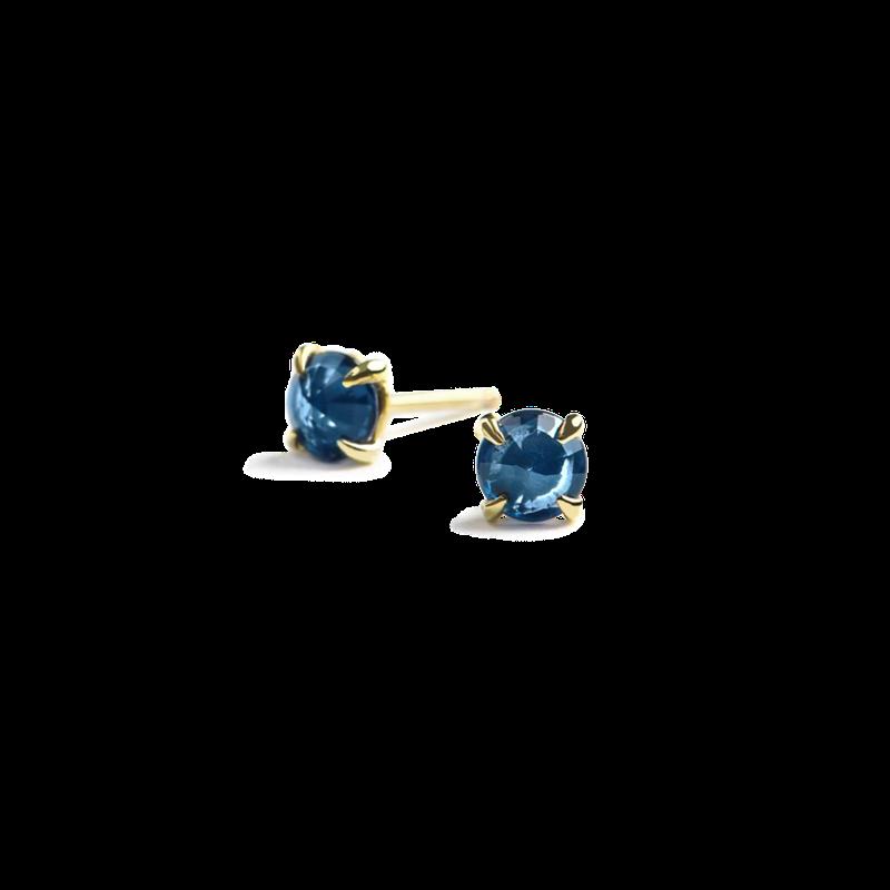 ILA Clarence Sapphire Studs