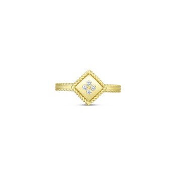 Palazzo Ducale Single Square Ring