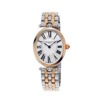 Frederique Constant Classics Art Déco Oval Watch