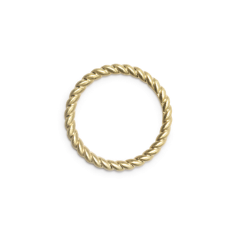 Endless Twist Ring