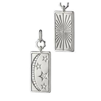 Sun, Moon and Stars Medallion