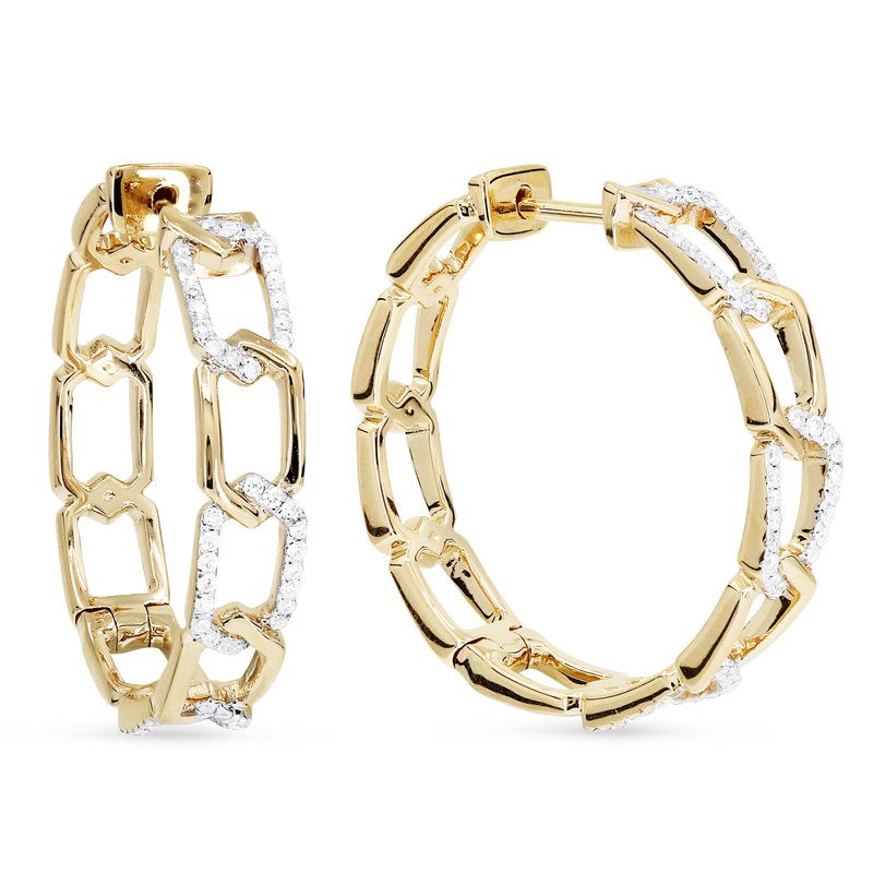 Crafted for Henry C. Reid Open Link Hoops