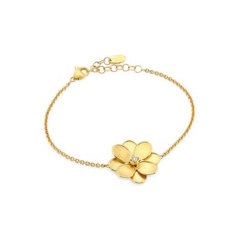 Flower Chain Bracelet