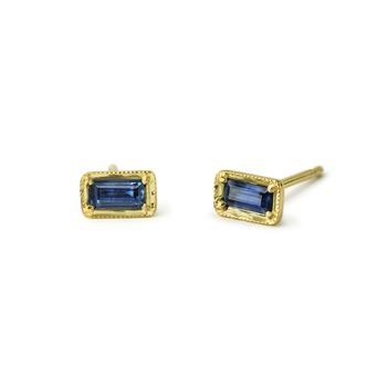 Leone Sapphire Studs