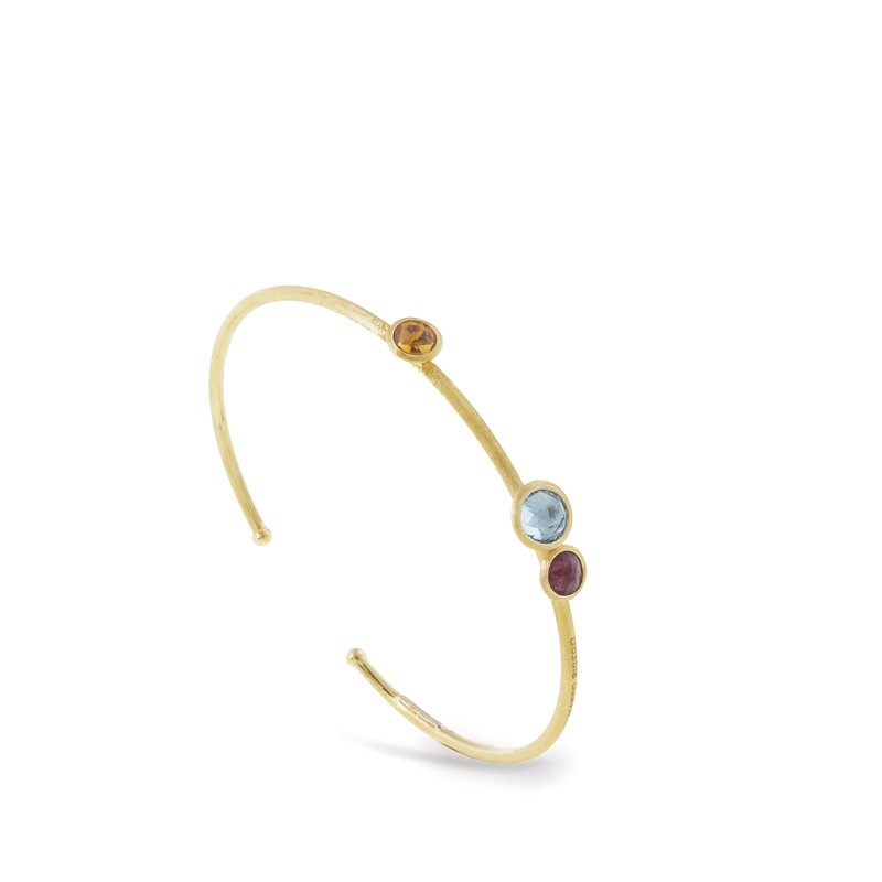 Marco Bicego Mixed Gemstone Bangle