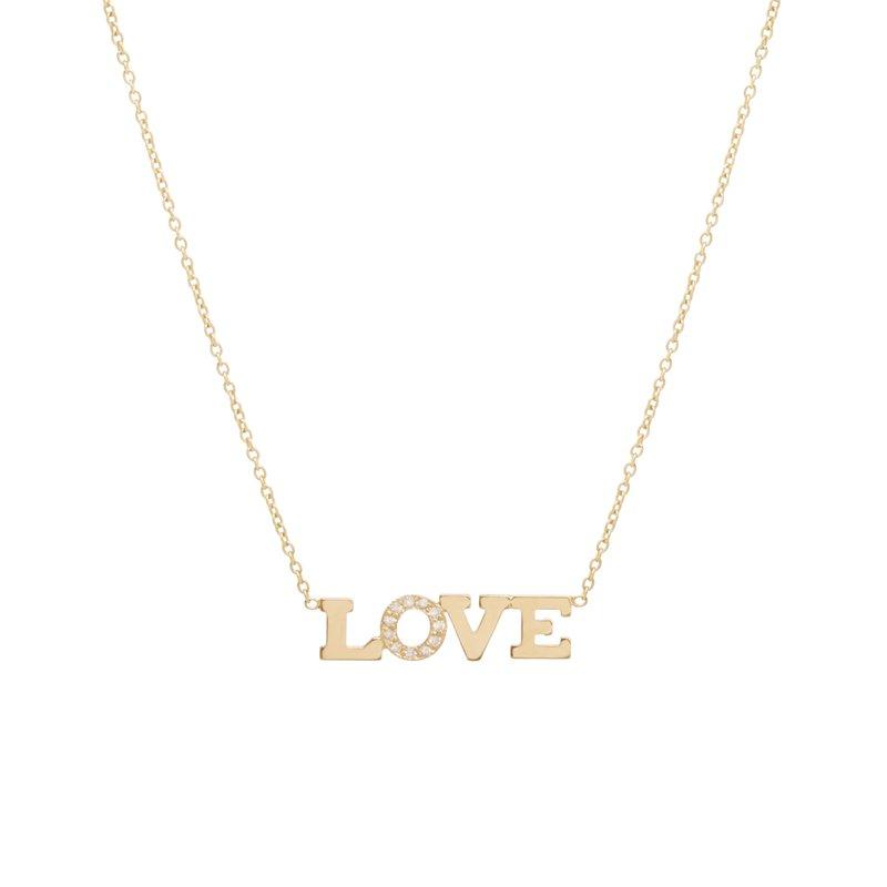 Zoë Chicco Love Necklace