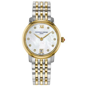 Slimline Ladies Watch