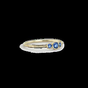 Melika Sapphire Ring