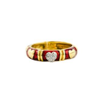 Hidalgo Heart Ring