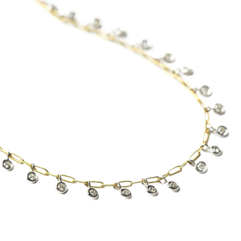 Ephemeral Diamond Necklace