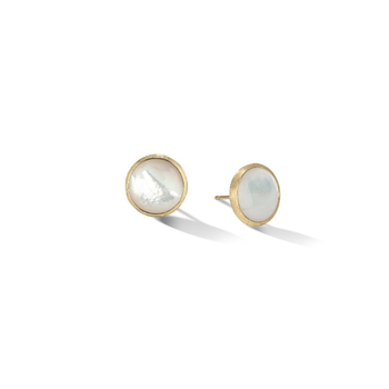 Mother of Pearl Large Stud
