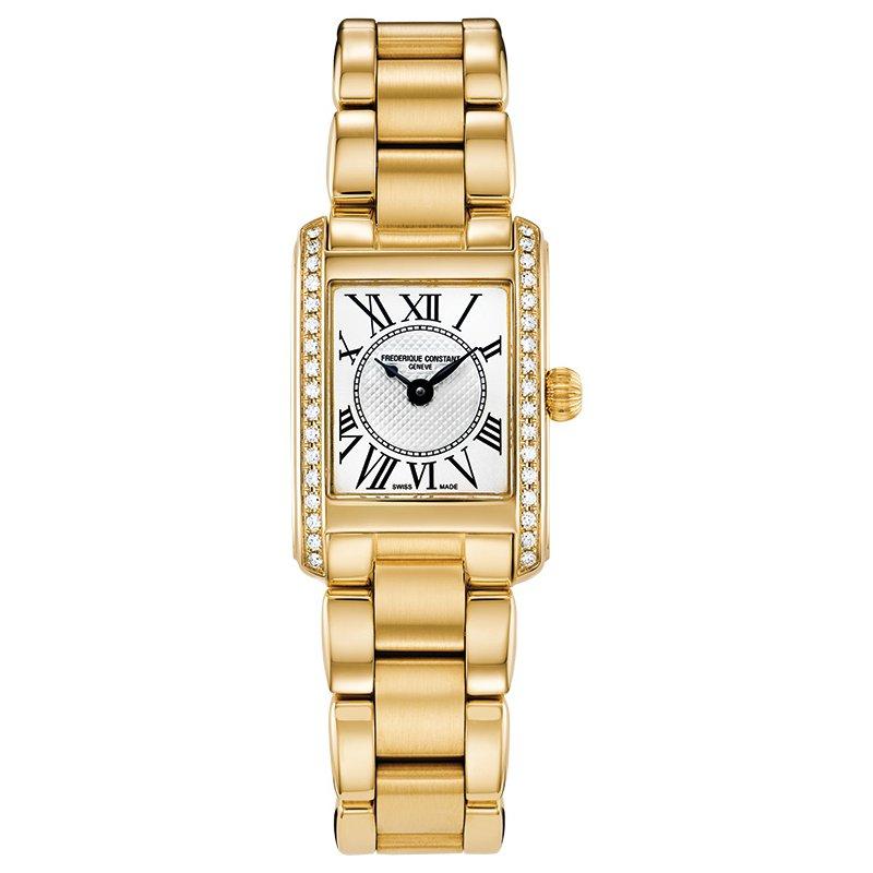 Frédérique Constant Carree Diamond Watch