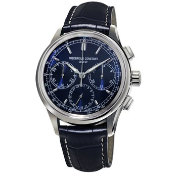 Frederique Constant Flyback Chronograph Watch