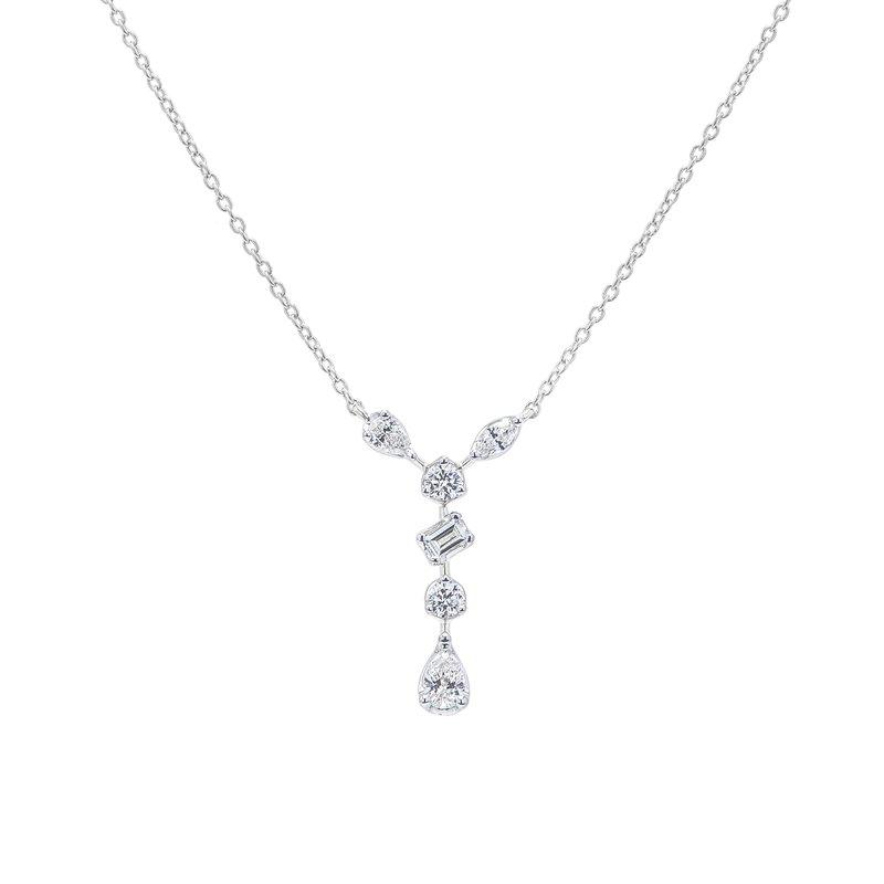 Arzano Y-shape Necklace