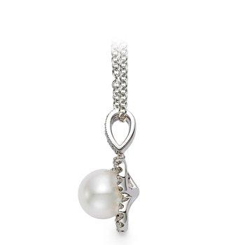 Clover Pearl Pendant