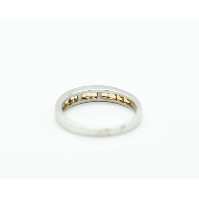 Jewelry Couture Exclusives Inlay Citrine Stacking Band