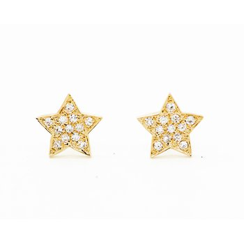 Diamond Starlight Studs