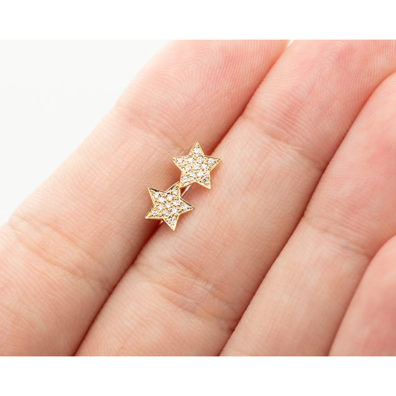 Jewelry Couture Exclusives Diamond Starlight Studs