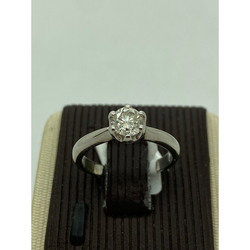 Jewelry Couture Exclusives .71Ct Diamond Solitaire Engagement ring